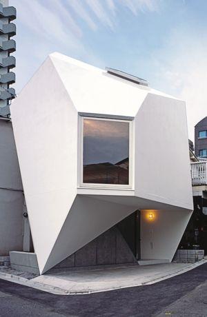 La reinvención de la casa japonesa. Jutaku significa casa en japonés. Y Jutaku son también las viviendas en las que lo extraño se siente en casa.