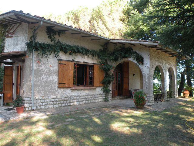 Ferienwohnungen und Ferienhäuser - Italien, Toskana. kinderfreundlich Villa mit Pool
