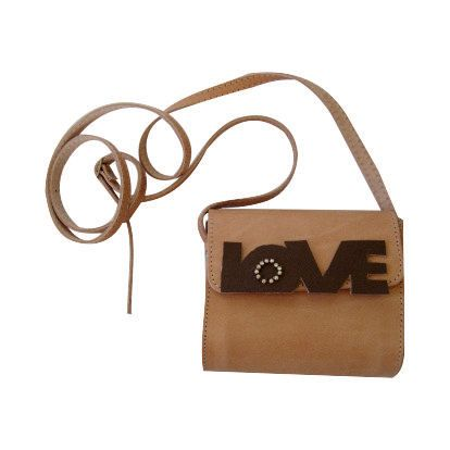 Natural leather crossbody bag, with love and swarovski mini bag wallet, travel bag, genuine leather women clutch, mini bag, leather pouch