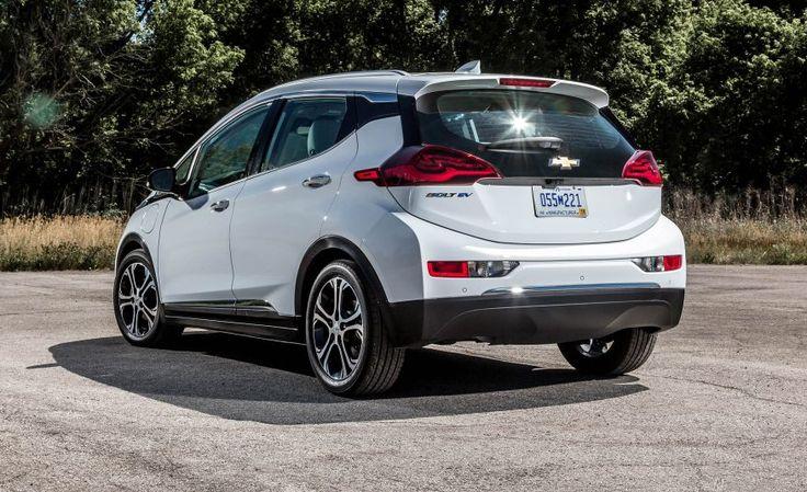 2017 Chevrolet Bolt EV 5dr HB LT Lease $229 Mo