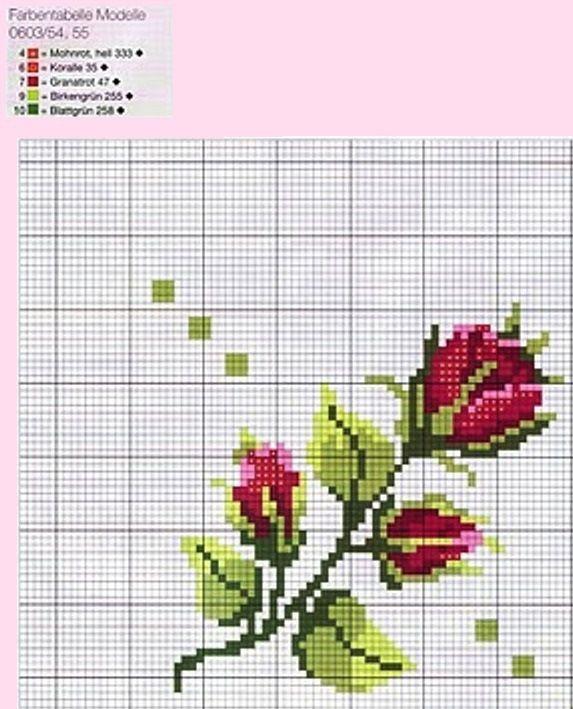 corner rose