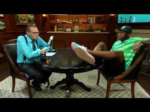 Tyler, the Creator on Larry King Now [Ora TV 4 Jun 2014]