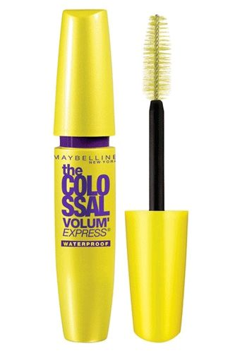 """Beauty Bloggers Reveal What's In Their Makeup Bags #refinery29  http://www.refinery29.com/beauty-blogger-beauty-products#slide26  Her go-to mascara of choice is Maybelline Colossal Mascara. """"I layer mascara and I'm always trying new ones on the market, but Maybelline Colossal mascara is always one-coat,"""" says Moran."""