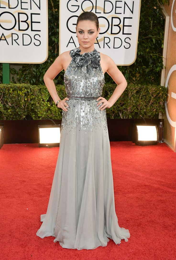 Mila Kunis - Golden Globe  https://www.facebook.com/pages/Mattie-a-la-Mode/248699775146612?fref=ts