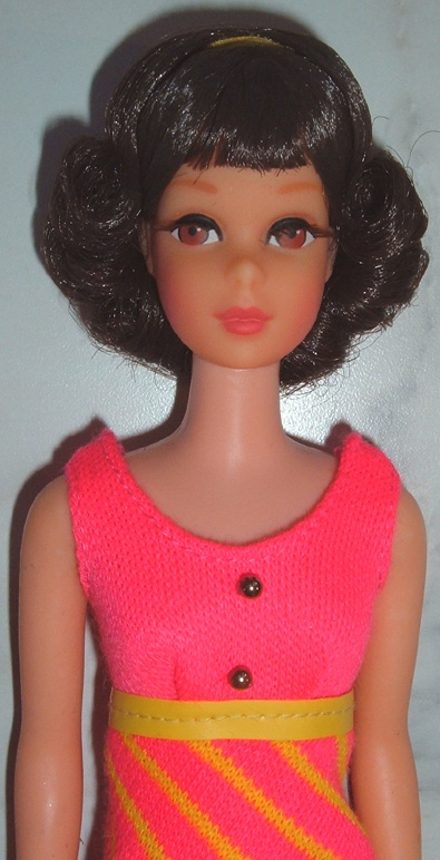 1969 Francie Doll w/ Flip Hair - don't have one of these, but sure would like to!
