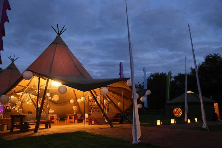 Tipi Tent | Festival Wedding Inspiration and Ideas for the ...