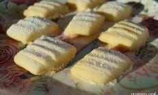 Un Kurabiyesi Tarifi ( Pastane usulü )