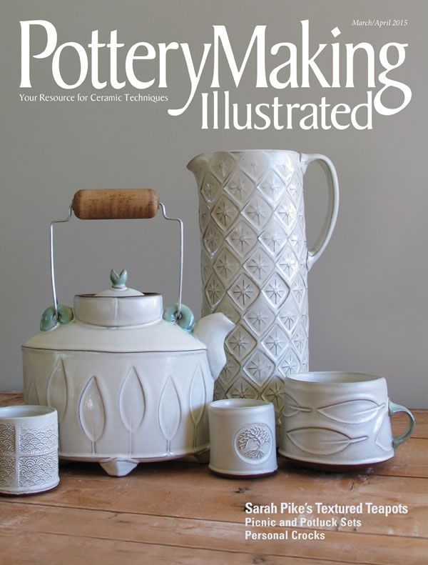 Article on packaging & shipping pottery to arrive in one piece.