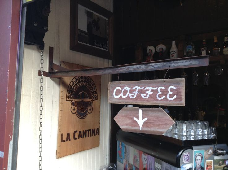 Coffe sign!!