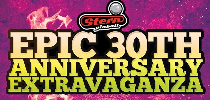 Stern Pinball Epic 30th Anniversary Extravaganza - Count Gregula's Crypt