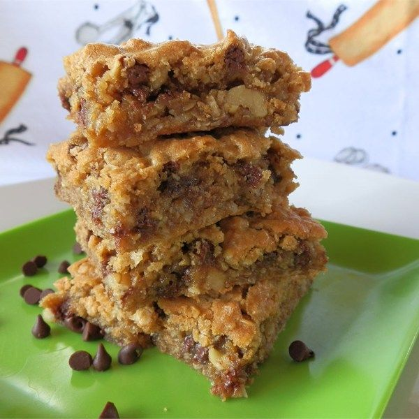 "Milly's Oatmeal Brownies | """"These are wonderful, chewy ..."
