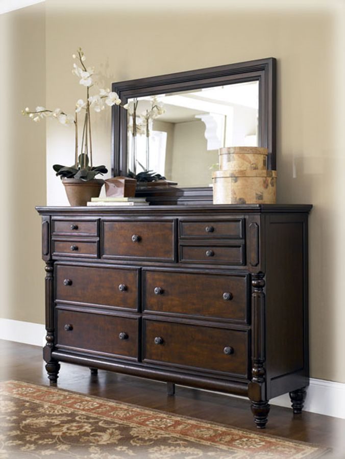 108 best Dressers And Mirrors images on Pinterest | Dresser mirror ...