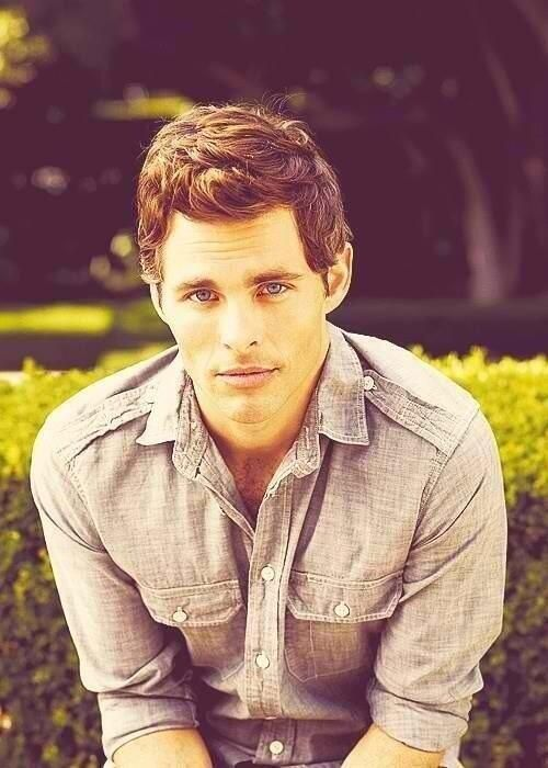 James Marsden can look at me like that any day.