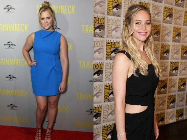 Amy Schumer and Jennifer Lawrence Are Making A Film | Marie Claire