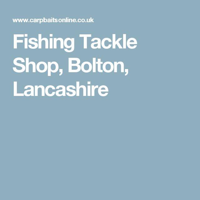 Fishing Tackle Shop, Bolton, Lancashire