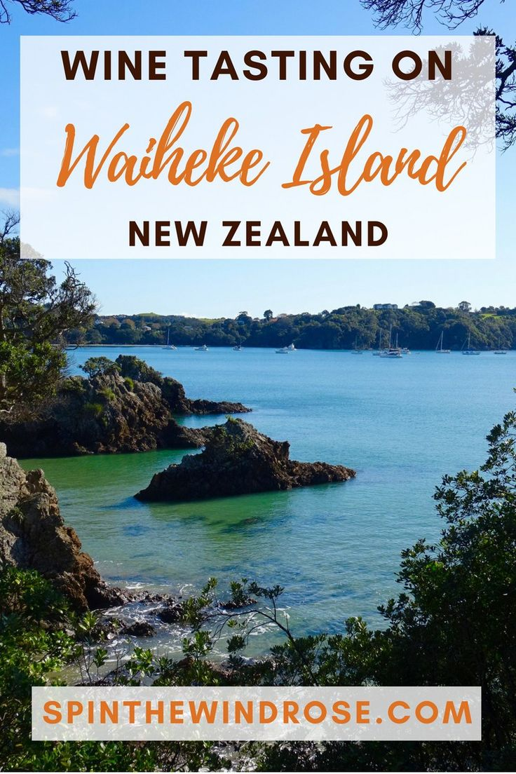 A gem in the Hauraki Gulf, Waiheke is the place to go for stunning coastal views, walking tracks and world-renowned wine! Here's our experience on Waiheke Island, New Zealand.