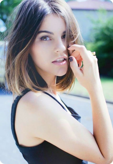 7 popular hairstyles for school guys with Ombre Hair – Julia – #beloved #the # hairstyles # for #Hair