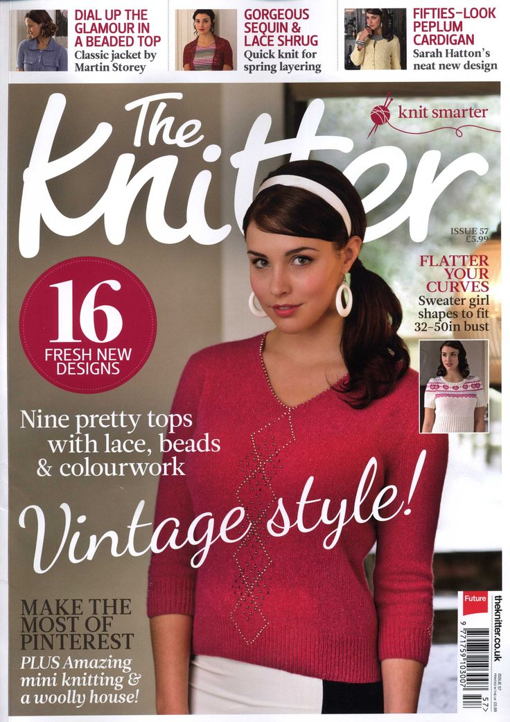 The Knitter s 1 of 76