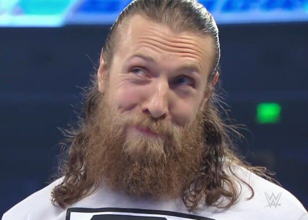 Daniel bryan beard gif