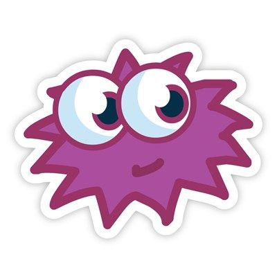Moshi Monsters: Re-Positionable Wall Graphics from WALLS 360