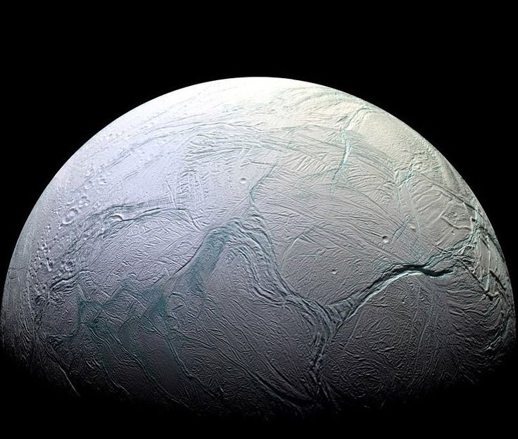 Don't miss this one by astrodaily1 #astrophotography #contratahotel (o) http://ift.tt/2cJUJHY's sixth largest moon Enceladus is one of the most scientifically compelling bodies in our solar system. In 2005 the Cassini spacecraft discovered hydrothermal vents on the surface of Enceladus that spew water vapor and ice particles into space. The eruptions of water and ice appear to be continuous and they supply material that contribute to the massive rings around gas-giant Saturn. Recently in…