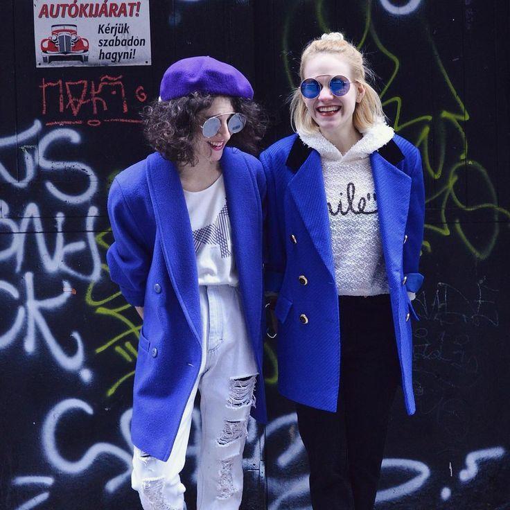 Happy happy women's day for all the beautiful libertines  szputnyikshop szputnyik budapest blue vintage mixandmatch style happy womensday extravagant girls libertines wecandoit smile happiness streetstyle