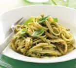 Low Calorie Chicken & Broccoli Linguine Recipe