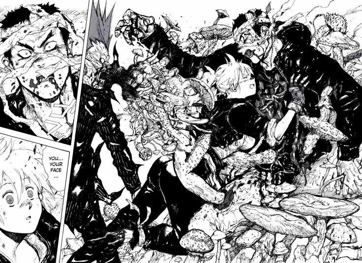 Dorohedoro · SPECTRUM NEXUS in 2020 Manga artist, Manga, Art