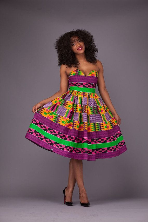 Ankara styles are the most beautiful pieces of clothing. Discover 30 of the hottest African fashion you need to rock this season. Don't get left behind!