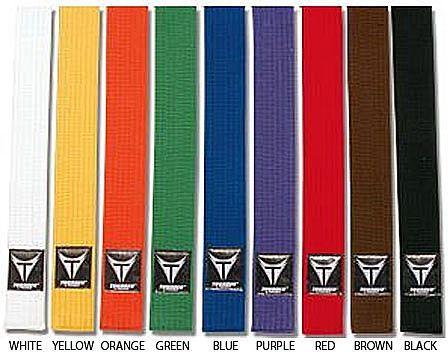Shotokan Karate Belts/ Grading Syllabus