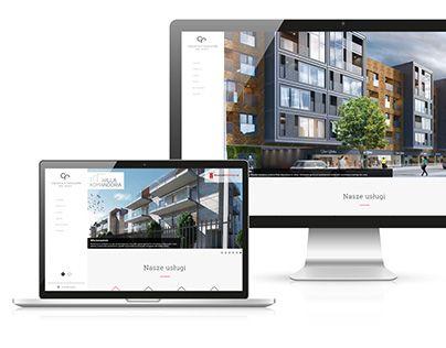 "Check out new work on my @Behance portfolio: ""Celka & Frąckowiak Real Estate…"