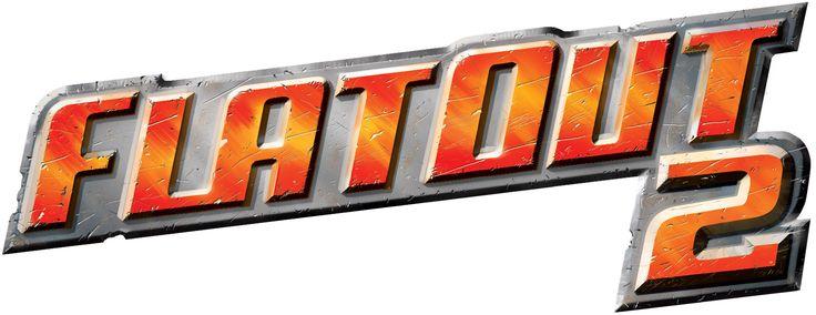 Flatout 2 Logo by Griselda Roberts MD