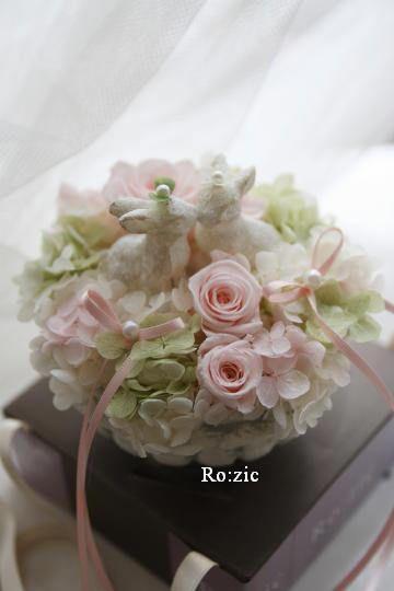 preserved flower http://rozicdiary.exblog.jp/24197318/