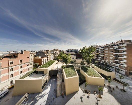 Joan Maragall Library / BCQ Arquitectura
