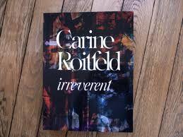 carine roitfeld book