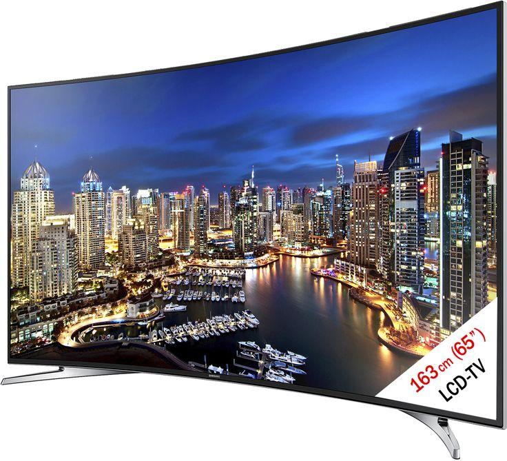 "SAMSUNG UE65HU7100SXZG, LCD/LED TV, 65"", 800 Hz, Schwarz kaufen - LCD/LED | Media Markt Online Shop"