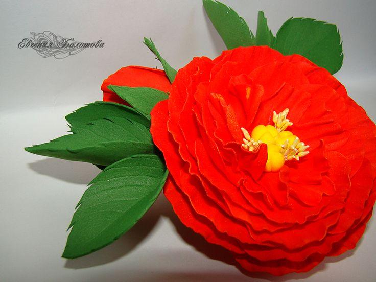 """роза """"Фламенко"""""""