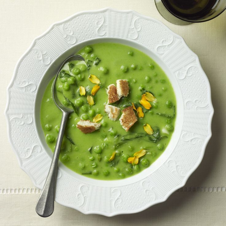 The Ultimate Green Soups for Spring