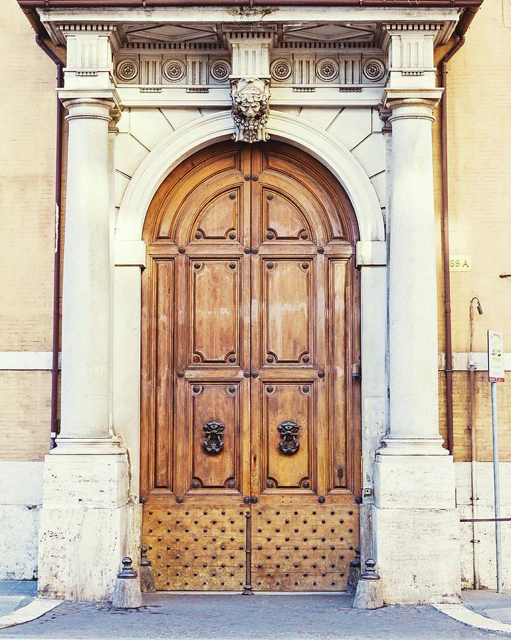 Travel Photography Of Beautiful Doors In Rome Italy Beautiful Doors Vintage Doors Windows And Doors