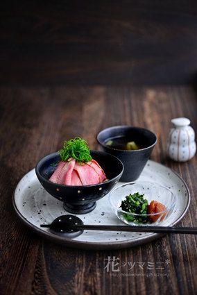 「ローストビーフ丼」 レシピブログ