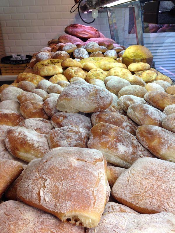 il banco del pane