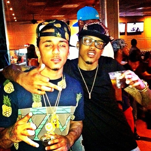 August Alsina and Kirko Bangz New Hip Hop Beats Uploaded  http://www.kidDyno.com