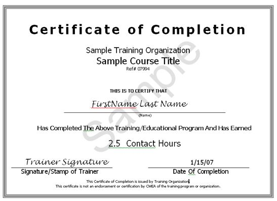 Best Work Images On   Certificate Templates Resume