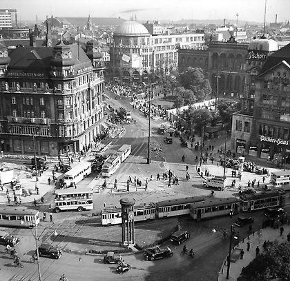 Historische Bilder – Berlin.de – Torsten Papagei
