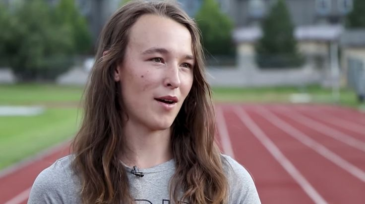 The Big Sky Conference named University of Montana runner June Eastwood, a biolo…