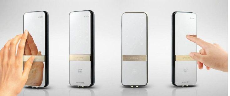 ¿POR QUÉ UTILIZAR CERRADURAS INTELIGENTES? Las cerraduras inteligentes, te permitenmujchas facilidades, como usar el teléfono inteligente para bloquear y desbloquear las puertas.