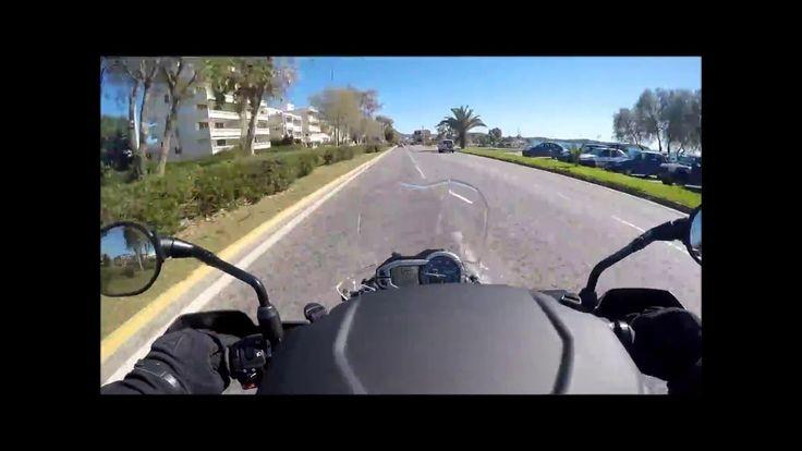 Tiger 800 ABS - BMW F800GS Glyfada Vouliagmeni Attiki