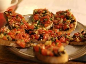 Ragoût chorizo-poivron-oignon