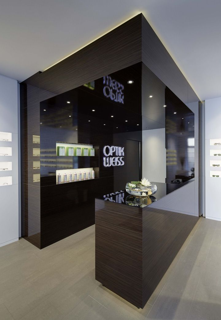 Optik Weiss by Heikaus, Aichtal   Germany eyewear store design