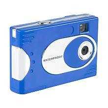 Vivitar Aquashot Digital Camera  Blue